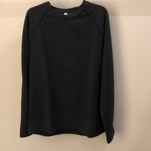Lululemon men's black LS top, sz xl, 64878